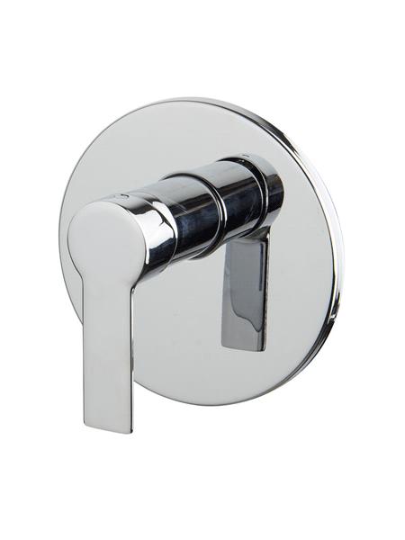 Mezclador empotrado con desviador 1 salida Mast design by Fima italia. Una grifería empotrada de diseño moderno y actual, muy funcional.