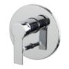 Mezclador empotrado con desviador 2 salidas Mast design by Fima italia. Una grifería empotrada de diseño moderno y actual, muy funcional.