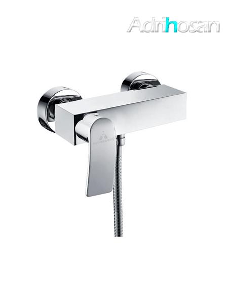 Monomando ducha Dendera cromo brillo
