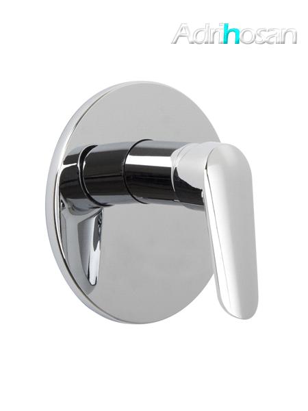 Mezclador empotrado de ducha Spot design by Fima italia