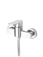 Monomando ducha Guiza cromo brillo. la grifería Guiza monomando es el complemento adecuado para vestir su cuarto de baño con sobriedad