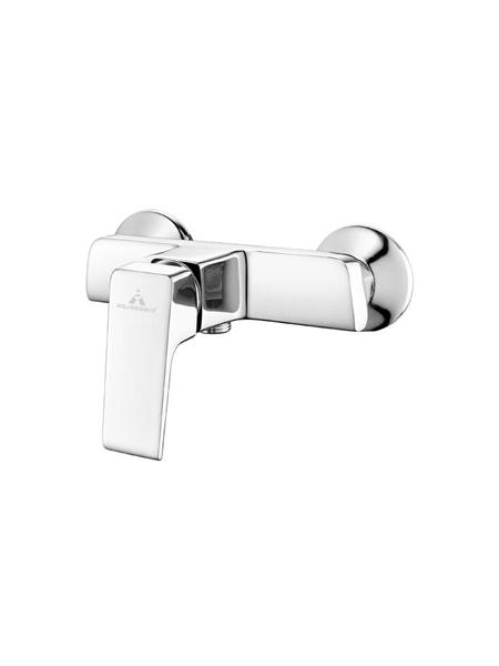 Monomando ducha luxor cromo brillo. Una grifería de baño sencilla y funcional pero con un diseño verdaderamente increíble.