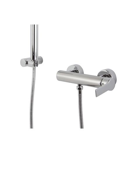 Monomando ducha Mast design by Fima italia. Grifo monomando fabricado con toda la calidad italiana y un diseño funcional y sencillo, ideal decoración