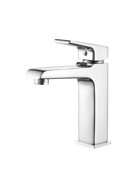Monomando lavabo alto luxor cromo brillo. Una grifería de baño sencilla y funcional pero con un diseño verdaderamente increíble.