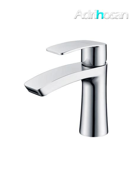 Monomando lavabo Dendera cromo brillo