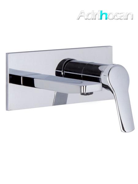 Monomando lavabo empotrado Serie 4 design by Fima italia