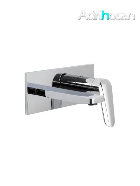 Monomando lavabo empotrado Spot design by Fima italia