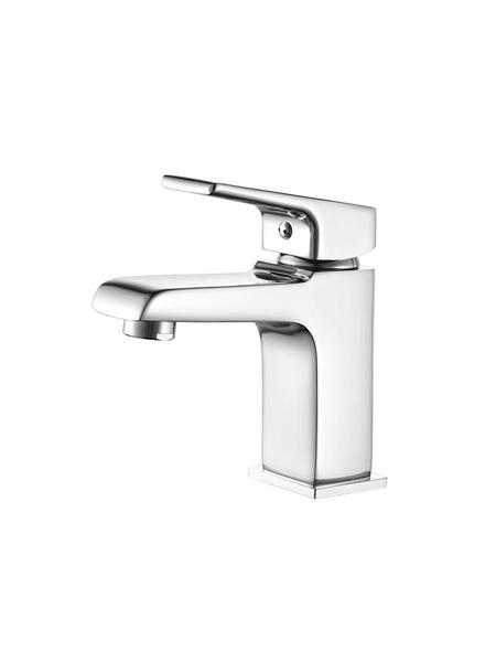 Monomando lavabo luxor cromo brillo. Una grifería de baño sencilla y funcional pero con un diseño verdaderamente increíble.