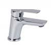 Monomando lavabo Serie 4 cromo design by Fima italia. Grifo monomando fabricado con toda la calidad italiana, sencillez y funcionalidad italiana.