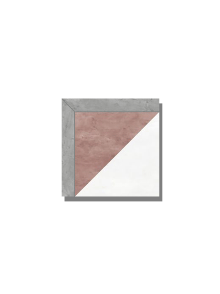 Pavimento imitación hidráulico barraca aracena 20x20 cm. Diseños del pasado con tecnología del presente, azulejo para paredes y suelos vintage.