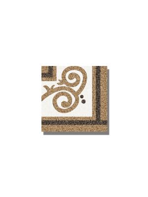 Pavimento imitación hidráulico barraca club esquina 20x20 cm. Diseños del pasado con tecnología del presente, azulejo para paredes y suelos vintage.