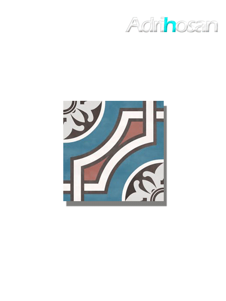 Pavimento imitación hidráulico barraca Losar 20x20 cm (1 m2/cj)