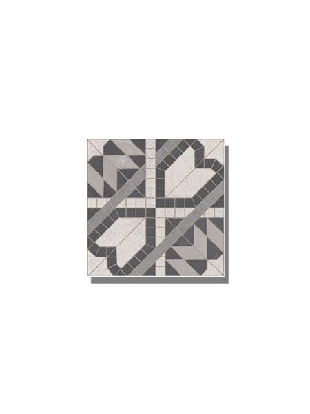 Pavimento imitación hidráulico barraca Maori 20x20 cm. Diseños del pasado con tecnología del presente, azulejo para paredes y suelos vintage.