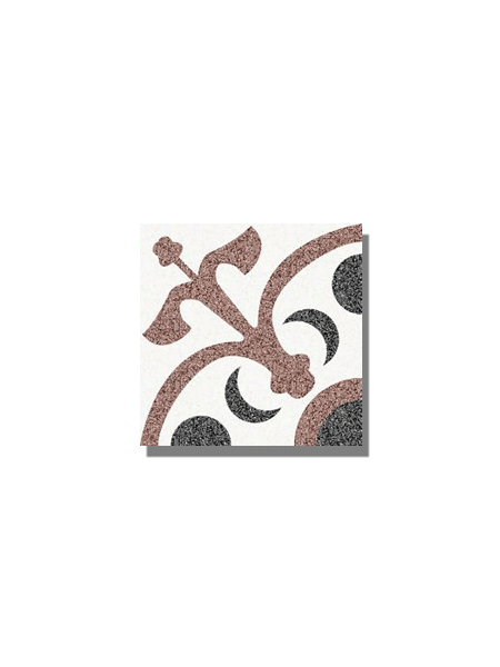 Pavimento imitación hidráulico barraca Mijas 20x20 cm. Diseños del pasado con tecnología del presente, azulejo para paredes y suelos vintage.