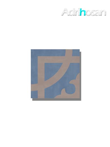 Pavimento imitación hidráulico barraca Montoro 20x20 cm (1 m2/cj)