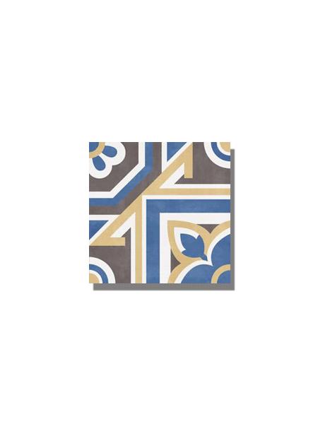 Pavimento imitación hidráulico barraca Venecia 20x20 cm. Diseños del pasado con tecnología del presente, azulejo para paredes y suelos vintage.