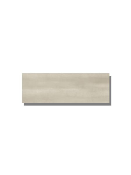 Revestimiento Clouds visón mate 20x60 cm. Una serie de azulejo para paredes imitación cemento altamente destonificado con decorado hidráulico.