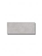 Revestimiento Ibiza Grey mate 25x60 cm. Una serie de azulejo para paredes imitación cemento texturizado con decoración con formas geométricas.
