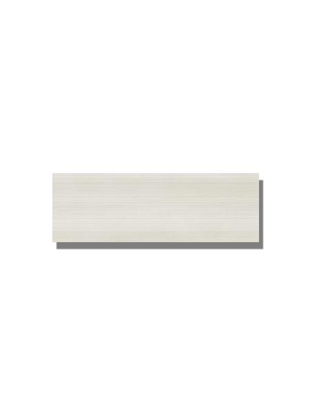 Revestimiento Moma beige mate 20x60 cm. Una serie de azulejo para paredes imitación cemento altamente destonificado con decorado hidráulico.