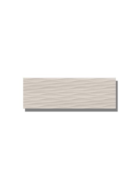 Revestimiento noa beige brillo 20 x 60 cm. Una serie de azulejos para paredes de colores cálidos para cualquier diseño de tu cocina o baño.