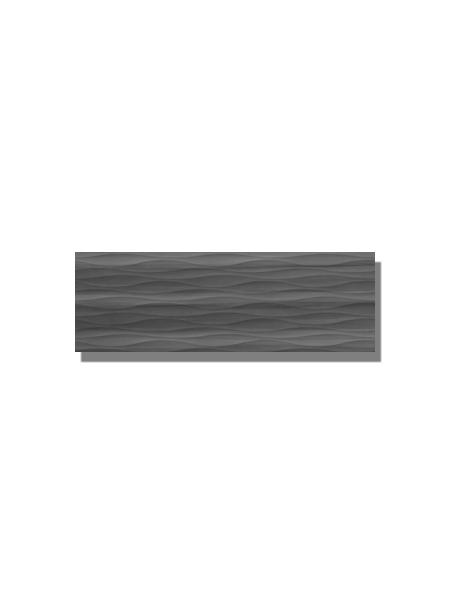 Revestimiento noa grey brillo 20 x 60 cm. Una serie de azulejos para paredes de colores cálidos para cualquier diseño de tu cocina o baño.