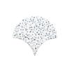Azulejo escama de pez decor 2 15x14,2 cm pasta blanca. Un revestimiento de pasta blanca de alta calidad para decoraciones estilo vintage o retro.