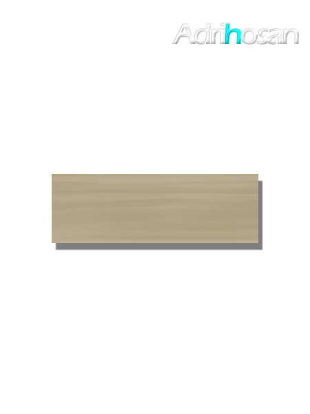 Revestimiento Pleasure visón brillo 20x60 cm (1.08 m2/cj)