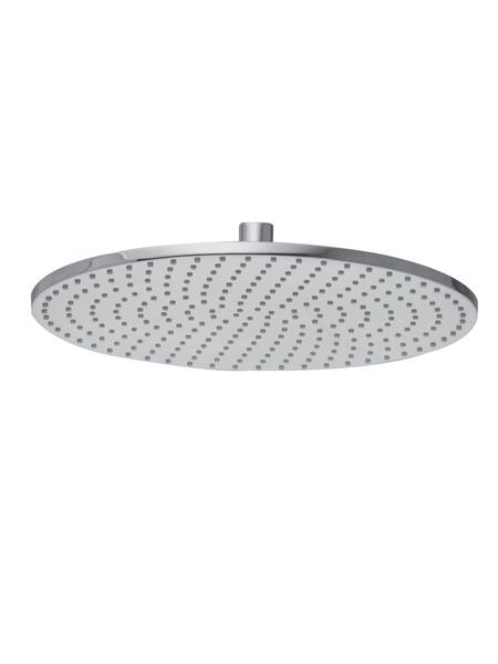Rociador de ducha redondo 300 mm latón cromado / negro / blanco. Directamente de Italia este rociador de gran tamaño, creará una lluvia muy relajante en tu ducha.