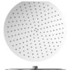 Rociador de ducha redondo acero inoxidable Adr. disponible en cuatro diámetros 20 cm, 25 cm, 30 cm y 40 cm.
