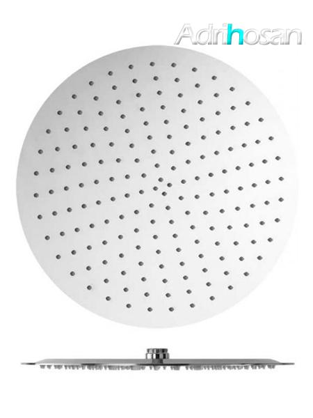 Rociador de ducha redondo acero inoxidable Adr (20-25-30-40 cm)
