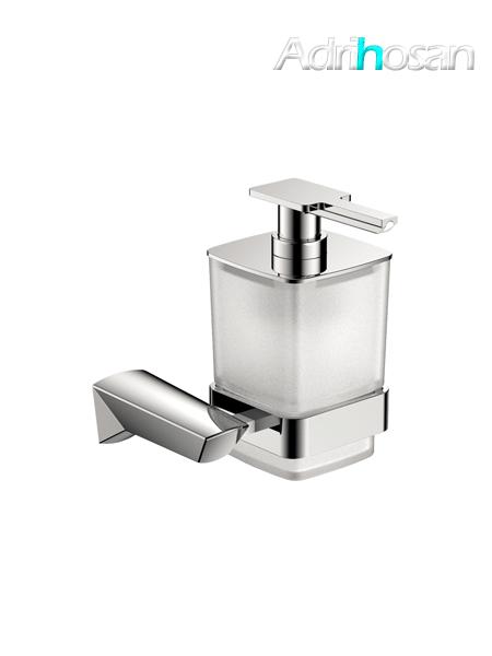 Dosificador de jabón a pared serie Alicante - Accesorio de baño