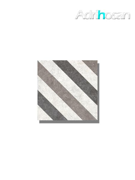 Pavimento imitación hidráulico Victoria rajia 20x20 cm (1 m2/cj)