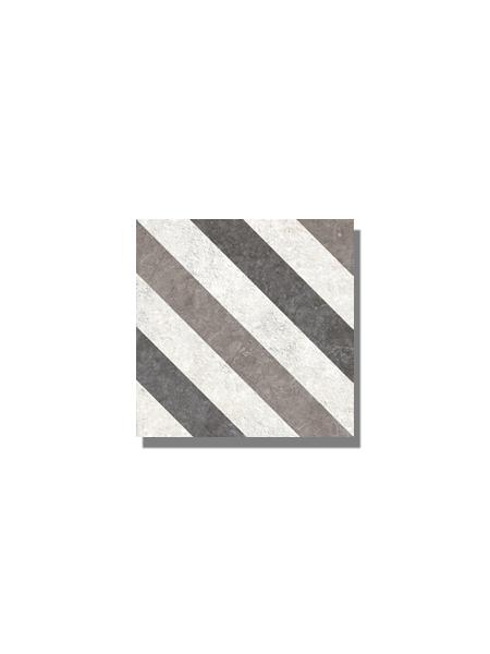 Pavimento imitación hidráulico Victoria rajia 20x20 cm. Diseños del pasado con tecnología del presente, azulejo para paredes y suelos vintage.