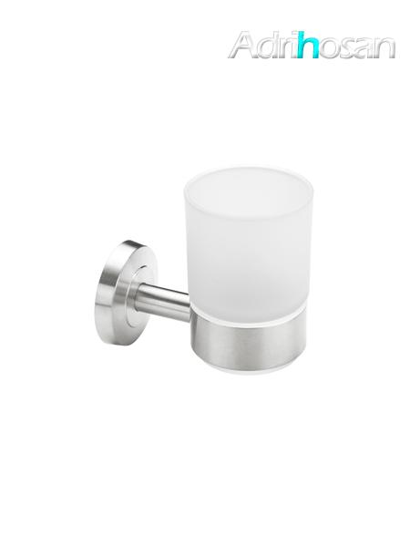 Portavaso a pared serie Vizcaya - Accesorio de baño