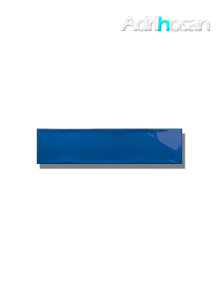 Revestimiento pasta blanca metro Ocean blue navy 7.5x30 cm (1 m2/cj)
