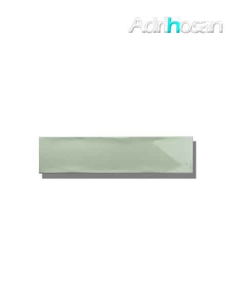 Revestimiento pasta blanca metro Ocean green 7.5x30 cm (1 m2/cj)
