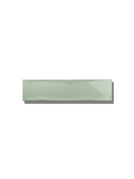 Revestimiento pasta blanca metro Ocean green 7.5x30 cm. Un azulejo clásico fabricado con pasta blanca ideal para decoraciones retro y vintage.
