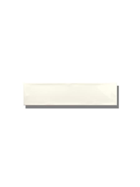 Revestimiento pasta blanca metro Ocean Ivory 7.5x30 cm. Un azulejo clásico fabricado con pasta blanca ideal para decoraciones retro y vintage.