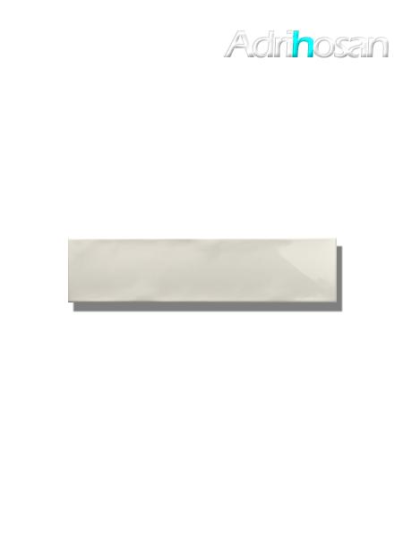 Revestimiento pasta blanca metro Ocean light grey 7.5x30 cm (1 m2/cj)