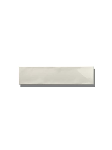 Revestimiento pasta blanca metro Ocean light grey 7.5x30 cm. Un azulejo clásico fabricado con pasta blanca ideal para decoraciones retro y vintage.
