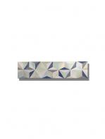 Revestimiento decorado pasta blanca metro Ocean star mix 7.5x30 cm. Un azulejo clásico fabricado con pasta blanca ideal para decoraciones retro y vintage.