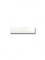 Revestimiento pasta blanca metro Ocean white 7.5x30 cm. Un azulejo clásico fabricado con pasta blanca ideal para decoraciones retro y vintage.