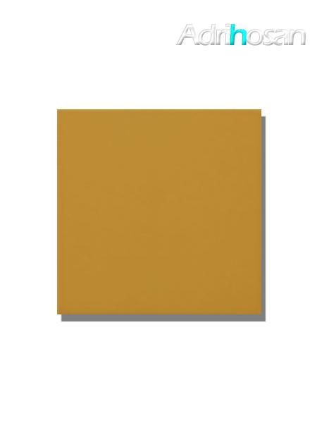 Revestimiento pasta roja liso Amarillo mate 20x20 cm (1 m2/cj)