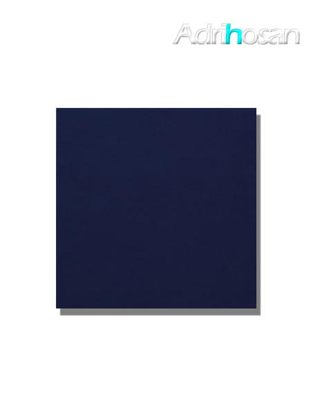 Revestimiento pasta roja liso Azul fuerte mate 20x20 cm (1,40 m2/cj)