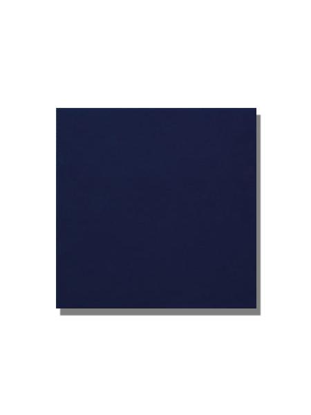 Revestimiento pasta roja liso Azul fuerte 20x20 cm. Un azulejo clásico válido para revestir paredes con 14 colores disponibles en dos acabados.