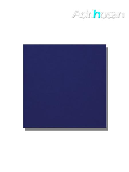 Revestimiento pasta roja liso Azul manises mate 20x20 cm (1,40 m2/cj)