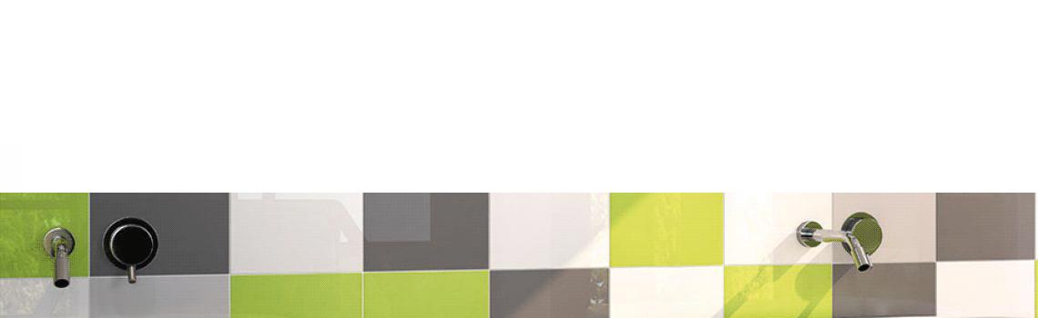 Revestimiento pasta roja liso blanco brillo 20x20 cm. Un azulejo clásico válido para revestir paredes con 14 colores disponibles en dos acabados.