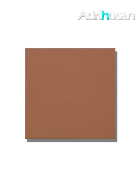 Revestimiento pasta roja liso Cotto Valencia mate 20x20 cm (1,40 m2/cj)