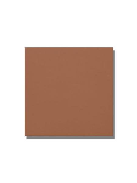 Revestimiento pasta roja liso Cotto Valencia mate 20x20 cm. Un azulejo clásico válido para revestir paredes con 14 colores disponibles en dos acabados.