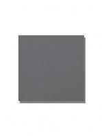 Revestimiento pasta roja liso Gris F brillo 20x20 cm. Un azulejo clásico válido para revestir paredes con 14 colores disponibles en dos acabados.